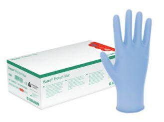 Vasco Protect Blue Unterschuchungshandschuh, pf Gr. XL 1x180 Stück