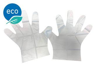 PLA Handschuh Gr. L transparent 1x500 Stück