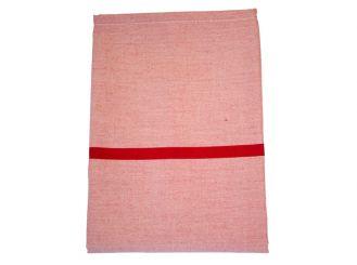 Textil-Wäschesack selbstöffnend rot 1x1 Stück