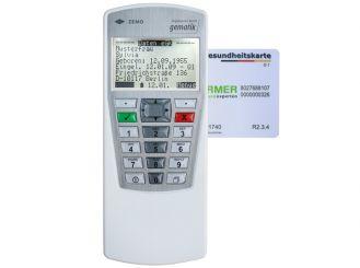 Mobiles Chipkartenlesegerät Zemo VML - GK2 1x1 Stück