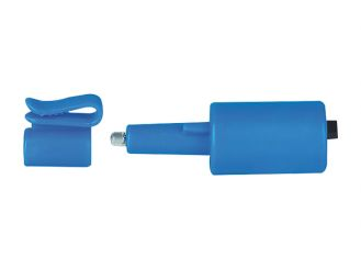 Universal LED-Leuchte Blau, mit Adapter-Clip 1x10 items