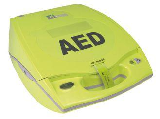 ZOLL AED Plus - Halbautomat Defibrillator 1x1 items