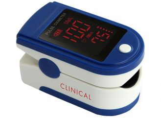 Clinical ECO Fingerpulsoximeter 1x1 Stück