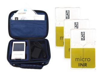 microINR Startpaket 2 1x1 Set