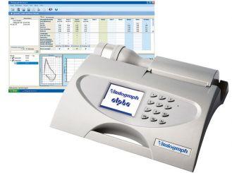 Vitalograph Alpha Connect Spirometer 1x1 items