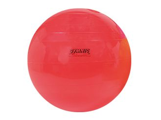 Physio-Therapieball, mittel, Ø 55 cm, rot 1x1 items