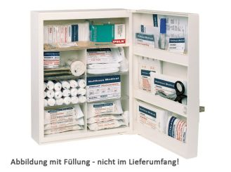 Verbandschrank FAMULUS, leer, 35 x 45 x 15 cm 1x1 items