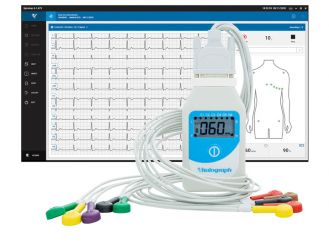 Neues Vitalograph BT12 Ruhe-EKG 1x1 items