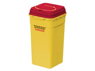 Multi-Safe euroMatic® 6000 disposal box, k 1x1 items