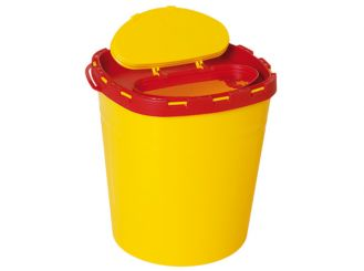 Multi-Safe twin 1800 disposal box 1x1 items