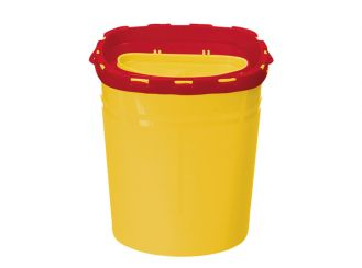 Multi-Safe twin 2100 disposal box, 1x1 items