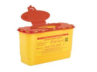 Multi-Safe vario 2000 Entsorgungsbox 1x1 Stück