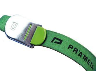 Ersatzband für Prämeta-Stauer 902, für 1-Tasten-Modell, grün, 1x1 items