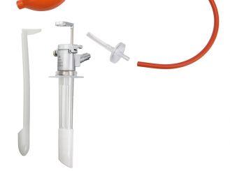 UniSpec Einmal-Anoskope-Tuben, 85 x 20 mm, 1x25 Stück