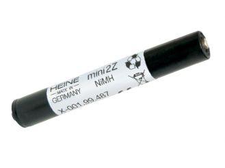 HEINE mini 2Z Ladebatterie 2,5 V für HEINE mini 3000 und mini 2000 Ladegriffe 1x1 items