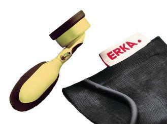 ERKA-Kobold gold eloxiert 1x1 Stück