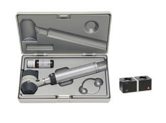 DELTA 20 T Dermatoskop + BETA4 NT Ladegriff + NT4 Tisch-Ladegerät 1x1 Set