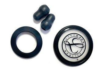 3M Littmann® Stethoskop Ersatzteil-Set Classic II S.E. schwarz 1x1 Set