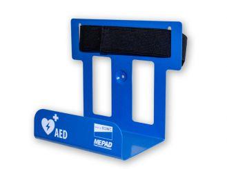 Wandhalterung für Defibrilator ME PAD blau 1x1 Stück