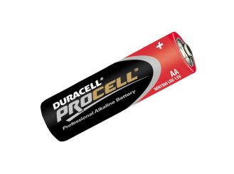 Duracell Procell MN1500, Mignon LR6, AA 1.5 Volt, 1x10 items