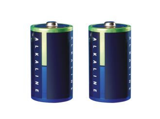 Batterie LR20 Mono 1,5V 1x2 Stück