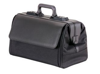 Rusticana Light, schwarz, Kleinformat mit einer Vortasche 1x1 Stück