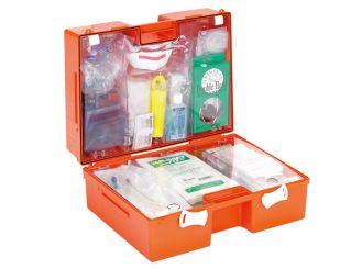 Notfallkoffer Kunststoff DIN 132323 mit Wandhalterung 1x1 Stück