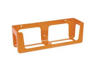 Wandhalterung für Verbandkasten KIEL DIN 13157 orange 1x1 Stück