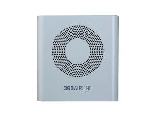 Filterwürfel 360AIRONE® cube i10, Farbe Platin 1x1 Stück