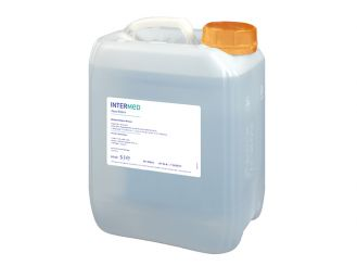 INTERMED Aqua-Bidem, laboratory water 1x5 l