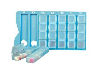Servocare Medikamenten Wochendispenser groß 1x1 Stück