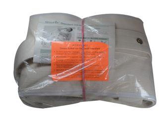 SEGUFIX-Standard mit Schrittgurt Gr.M 1x1 SET