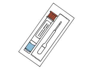 Quantisal® Speichelsammler 1x25 Stück