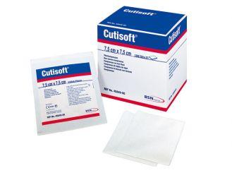 Cutisoft® Vlieskompressen 7,5 x 7,5 cm, unsteril 1x100 Stück