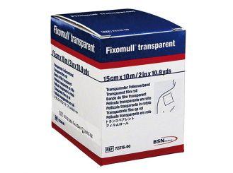 Fixomull® transparent 10 m x 15 cm, latexfrei 1x1 Stück