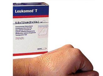 Leukomed® T 7,2 x 5 cm steril wasserfest 1x50 Stück