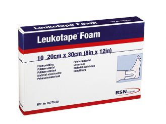 Leukotape® Foam 20 x 30 cm 1x10 items