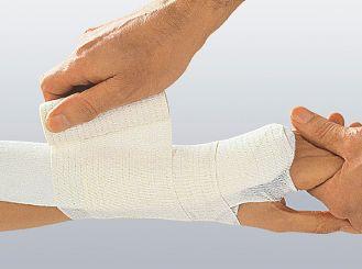 Uniflex® Universal weiß 5 m x 12 cm, latexfrei 1x10 Stück