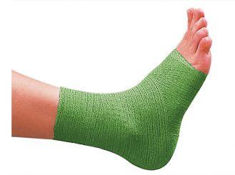 Uniflex® color grün, 5 m x 6 cm 1x10 Stück