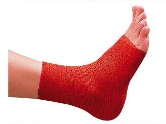 Uniflex® color rot, 5 m x 8 cm 1x10 Stück