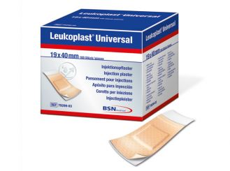 Leukoplast® Universal Injektiospflaster 19 x 40 mm 1x100 items