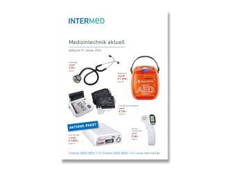 INTERMED Medizintechnik aktuell 1x1 Stück