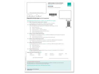 Diagnostik-Anforderungen, LADR Zentrallabor Dr. Kramer & Kollegen, OsteoLab, BC9900008400 1x1 Stück