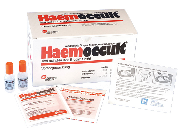 INTERMED | Haemoccult® 50x3 Teste